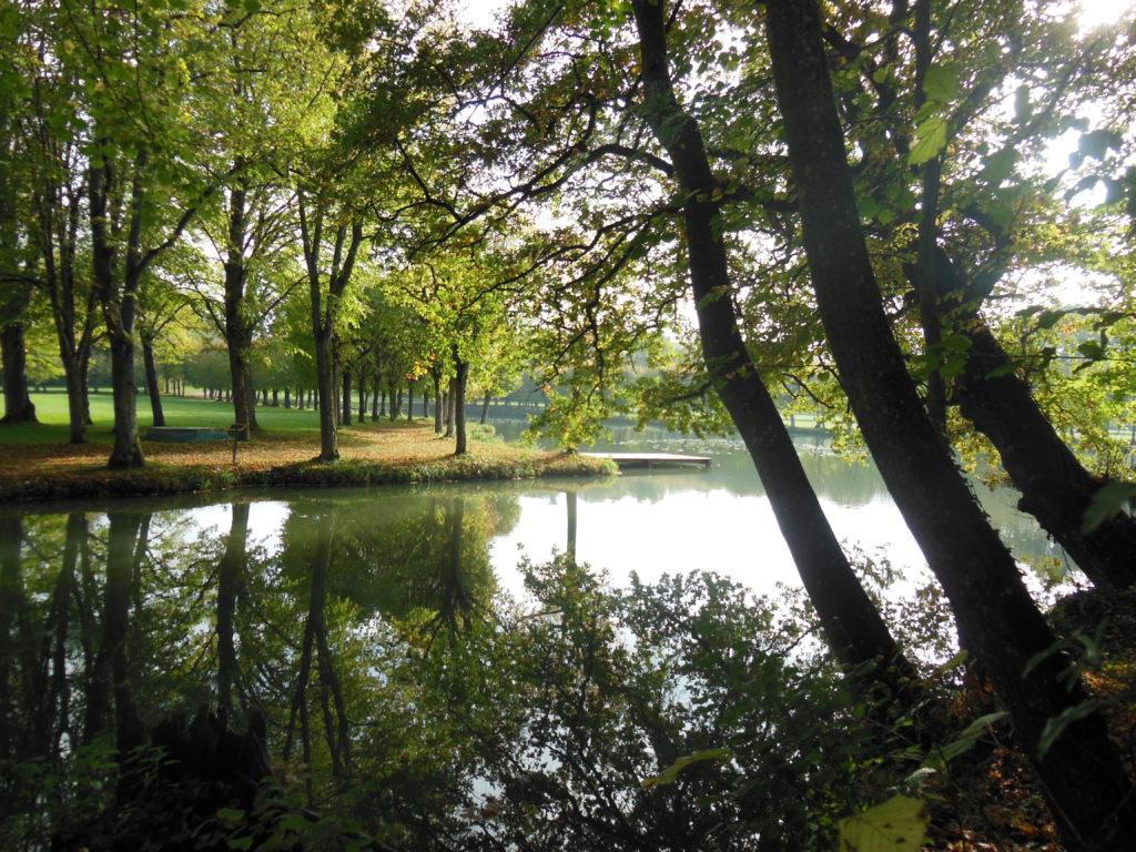 La douceur de vivre au parc du Château de La Motte Tilly